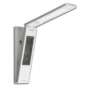 Foldable Folding Touch Controlled Table Night Reading Light 18 LED Desk Lamp