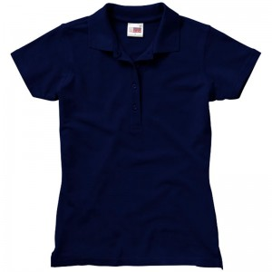 US BASIC LADIES' ECONOMY POLO