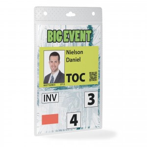 NAME BADGE A6