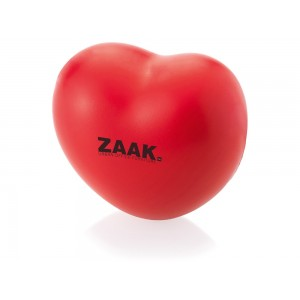 Heart shaped antistress.