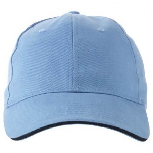 Slazenger 6 panel cap. Blue