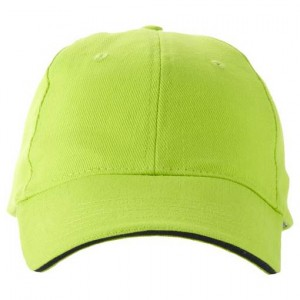 Slazenger 6 panel. Apple green.