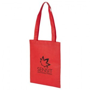 Eros non-woven small convention tote bag